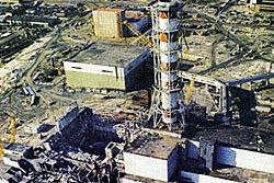 ครบ 25 ปีเชอร์โนบิลระเบิดวันที่ 26 เดือนนี้