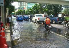 สรุปสถานการณ์น้ำท่วมกรุงเทพรอบวัน 2 พ.ย. 54