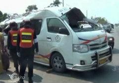 คนขับรถตู้คว่ำสุโขทัย สารภาพรับผู้โดยสารเกิน