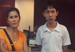 แก๊งตำรวจปลอมอุ้มหนุ่มพม่า ไถเงิน 4 พัน