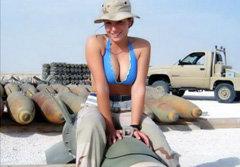 ยลโฉม! ทหารหญิงสหรัฐฯ ในมุมสวยๆ