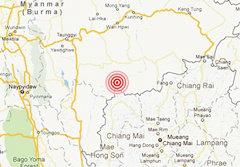 แผ่นดินไหว 3 ครั้งติด ชายแดนพม่า-ไทย