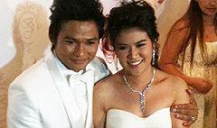 งานแต่งจา พนม บุ้งกี๋ บรรยากาศหวานชื่น