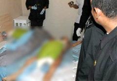ฆ่าข่มขืนสาวหมกคอนโดฯ แฟนเศร้าเดินทางมาดูศพ