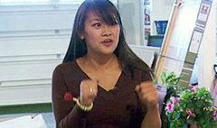 เจ๋ง! สาวจีนงัดกังฟูซัดคนมารุมลวนลาม