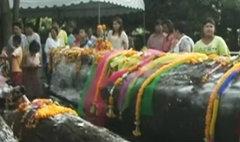 เด็ก 9 ขวบเจอสาวชุดไทย งมน้ำเจอต้นตะเคียน