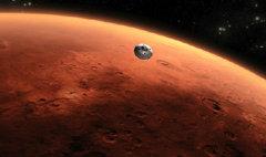 จับตา! ยานสำรวจนาซา ลงจอดดาวอังคารวันนี้