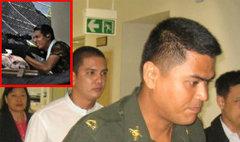 พลซุ่มยิงรับยิงสลายแดง แต่เป็นกระสุนปลอม