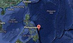 แผ่นดินไหวฟิลิปปินส์ 7.9 ริกเตอร์ เตือนสึนามิ