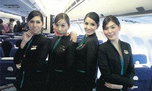 """สื่อนอกตีข่าว สายการบิน""""สาวประเภทสอง"""" ระงับกิจการแล้ว"""