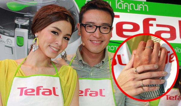 ชาย หน้าบาน วิกกี้ ไปเที่ยวเกาหลีซื้อแหวนคู่รักกลับมาฝาก