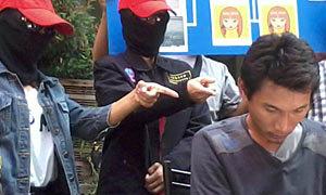 หนุ่มพม่าลวงสาวชาติเดียวกันข่มขืนยับคาม่านรูด 2 ราย