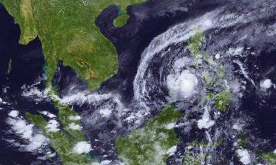 พายุไต้ฝุ่นโบพาถล่มฟิลิปปินส์ 74 ศพ ลุ้นพัดมาไทย