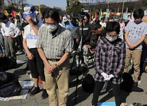 ชาวญี่ปุ่นเรียกร้องรบ.เลิกโรงไฟฟ้านิวเคลียร์