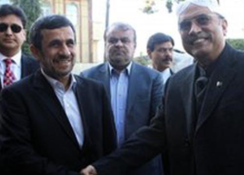 ปากีสถาน-อิหร่านเปิดตัวท่อส่งก๊าซแล้ววันนี้