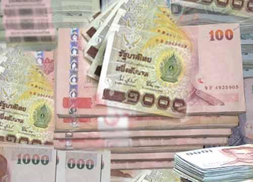 สถิติใหม่ค่าเงินบาทพุ่ง28ด.0.6%จากต่างชาติ
