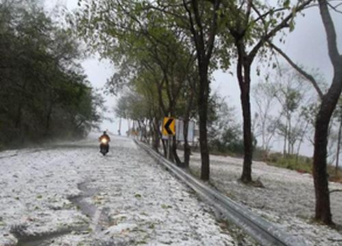 พายุถล่มภาคเหนือเวียดนามดับ1เจ็บ43ราย