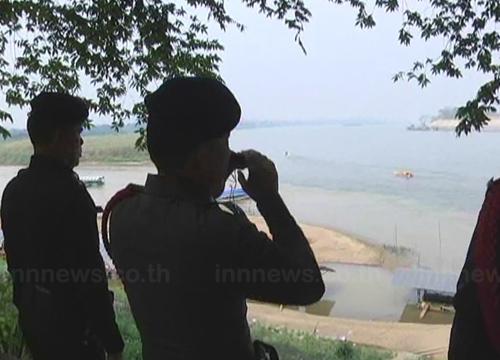 ทหารลาววิสามัญ2ศพแก๊งยาบ้ากลางน้ำโขงยึด22ล.เม็ด