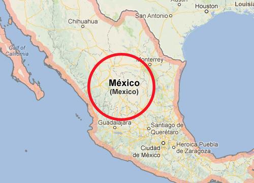 ภูเขาไฟในเม็กซิโกพ่นเถ้าถ่านทั่วเมืองหลวง