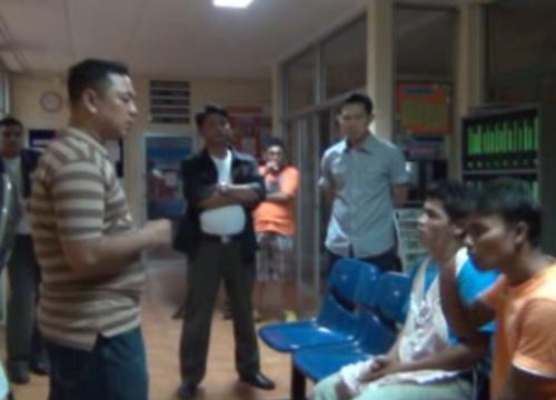 ตร.ภ.9จับพม่าหลอกเพื่อนเรียกค่าไถ่