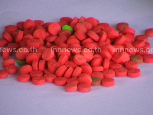 ปส.บุกตลาดไทจับยาบ้า2.2 แสนเม็ด