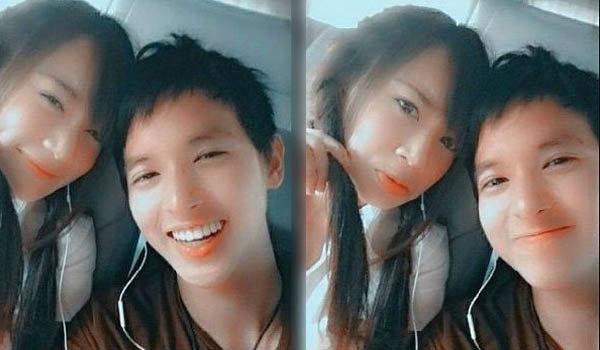 เจมส์ จิรายุ ภาพหลุดกับแฟนสาวตัวจริง