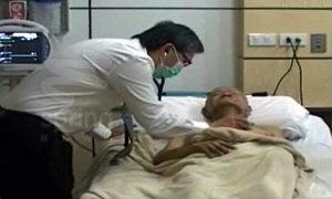 หลวงพ่อคูณ หลอดลมอักเสบ แพทย์สั่งงดเยี่ยม!!