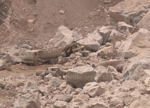 ผวจ.เพชรบุรีชี้หินถล่มเกิดจากภัยธรรมชาติ