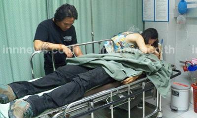 นักศึกษาปทุมฯ เขม่นกันถูกฟัน ตาย 1 เจ็บ 3