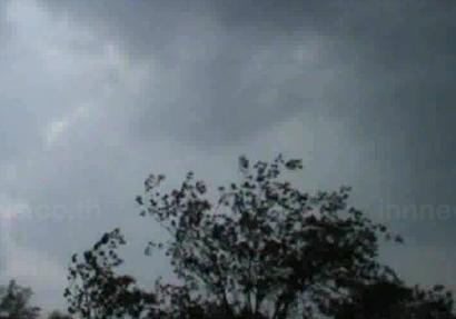 อุตุฯ พยากรณ์อากาศเที่ยงวัน ฝนตกเพิ่มขึ้น