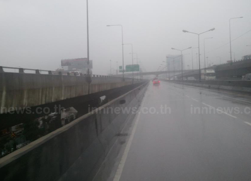 อุตุฯ พยากรณ์อากาศเที่ยงวัน ฝนมากขึ้น