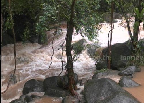 ศภช.เตือนน้ำท่วมดินถล่มจันทบุรี-ตราด