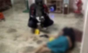 2แม่ลูกถูกฆ่าปาดคอตายอืดคาบ้านพักโคราช