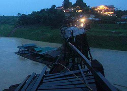 ทหารช่วยปชช.230ครัวเรือนรอบสะพานมอญ