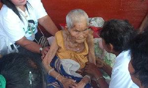 คุณยาย 5 แผ่นดิน วัย 110 ปี เสียชีวิตแล้ว!