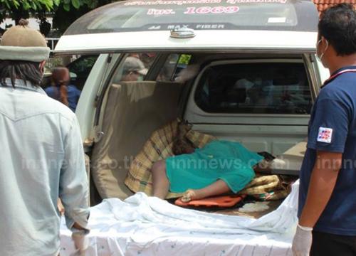 พบศพเด็กหญิงวัย 14 คาดข่มขืนแล้วฆ่า
