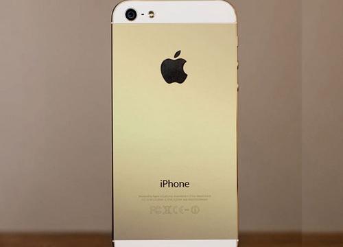 รอยเตอร์ส ยัน i-Phone 5s สีทอง เปิดตัวแน่