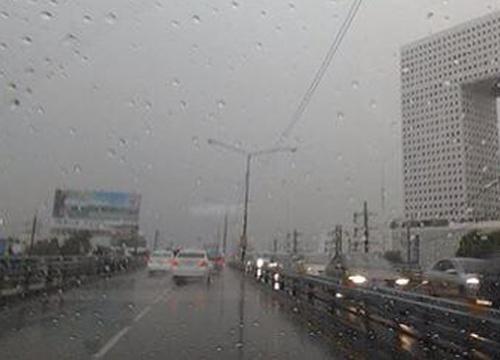 อุตุฯ พยากรณ์อากาศเที่ยงวันฝนเพิ่มขึ้น