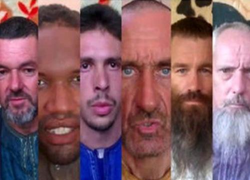 7ตัวประกันยุโรปถูกอัลกออิดะห์ลักพายังมีชีวิต