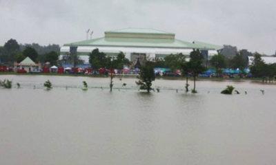 โคราชยังจมบาดาล หลายพื้นที่จากฝนตกหนักต่อเนื่อง