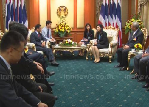 นายกฯขอบริษัทยางจีนใช้ไทยประตูสู่อาเซียน