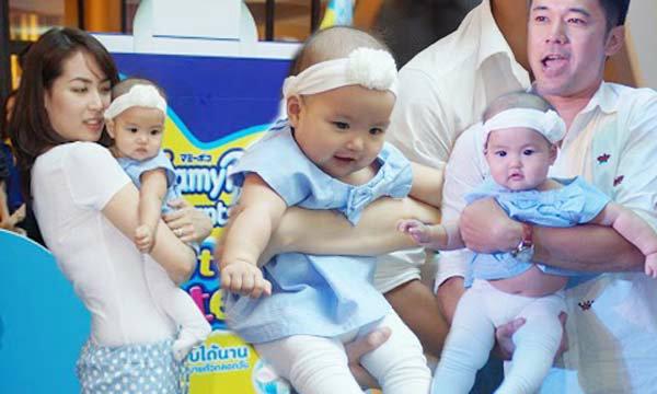 โจ๊กเกอร์ นพชัย โชว์ลูกแฝดสุดน่ารัก