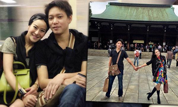 """หวานสู้ข่าวฉาว """"หนิง ปณิตา"""" ยิ้มร่า ควงสามีเที่ยวญี่ปุ่น"""