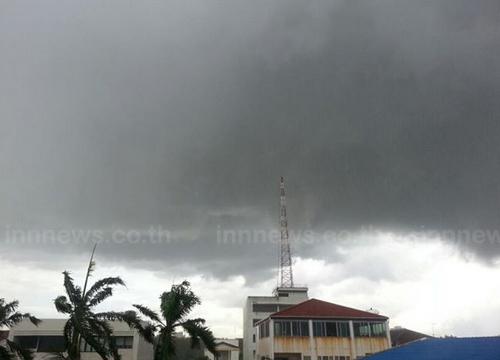 สบอช.รายงานสถานการณ์น้ำฝนในประเทศ