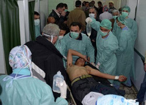 หน.ชุดทำลายอาวุธเคมีเรียกร้องหยุดยิงในซีเรีย