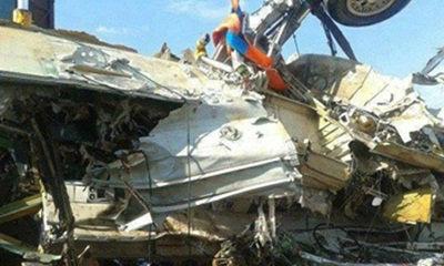 พบแล้วศพคนไทยคนที่ 5 เครื่องบินลาวตกแม่น้ำโขง