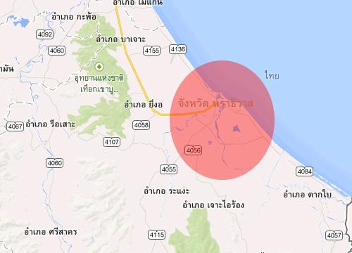 คืบระเบิด 5 จุด นราธิวาส ชาวบ้านเจ็บ 4 ราย