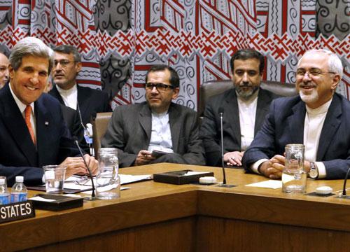 US-อิหร่านจ่อถกโครงการนิวเคลียร์8-9พ.ย.