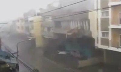 ฟิลิปปินส์อ่วม! พายุไห่เยี่ยน ถล่มแรงระดับซูเปอร์ไต้ฝุ่น