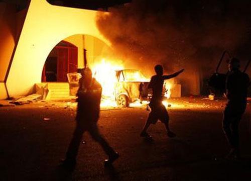กองทัพลิเบียปะทะทหารอิสลาม ดับ3